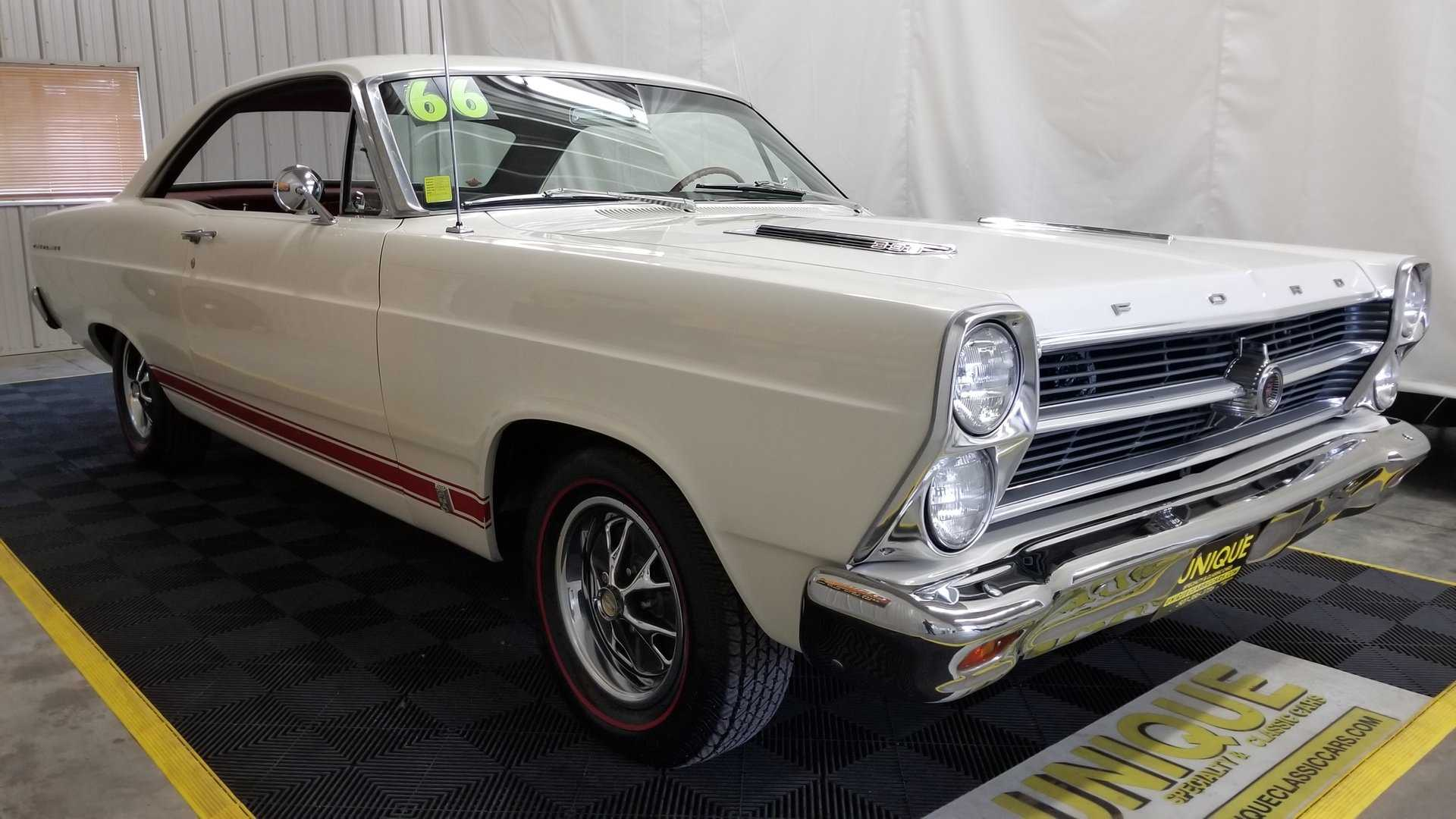 You Could Own This Solid 1966 Ford Fairlane GTA S-Code