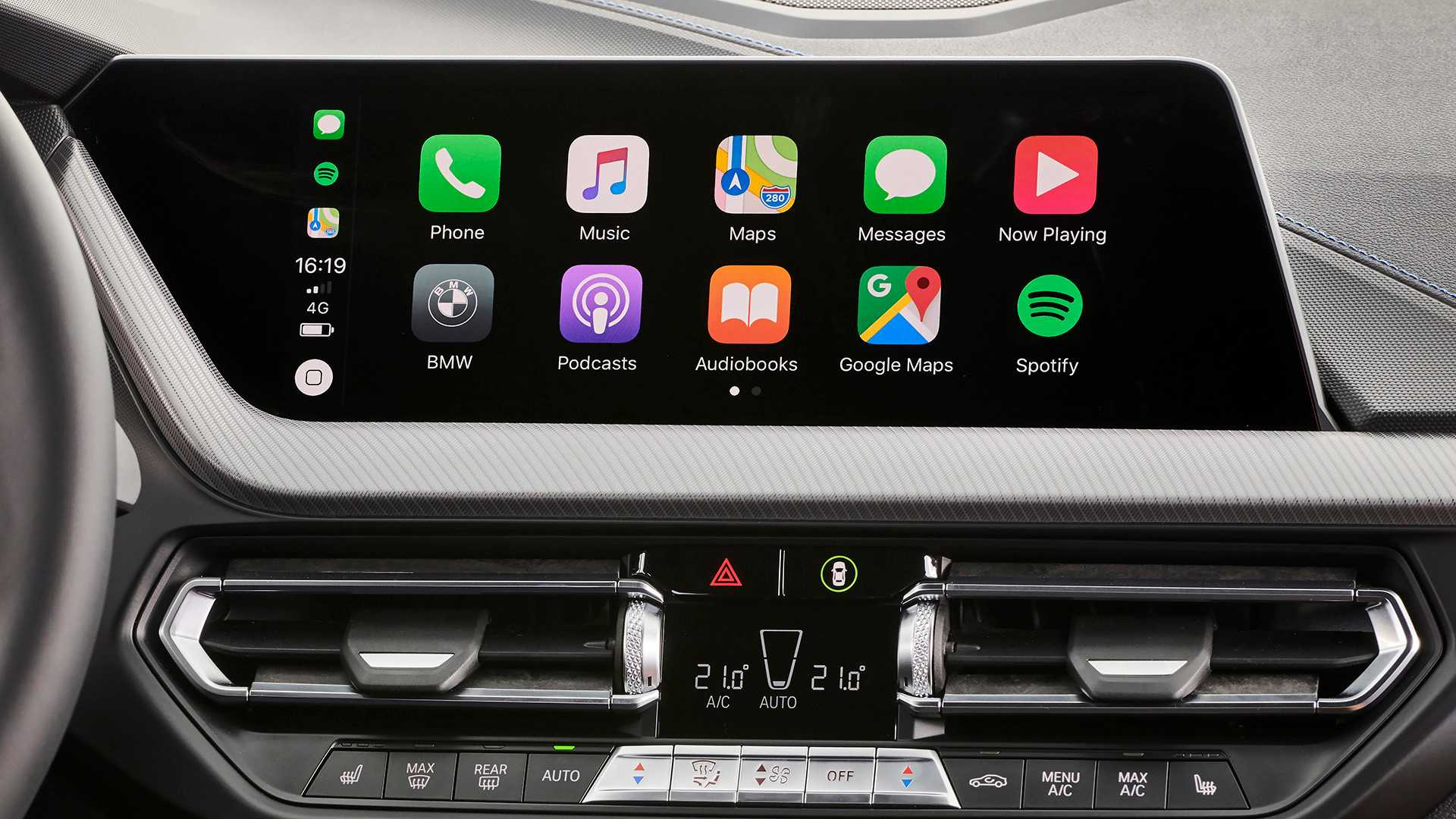 BMW Backs Down On Apple CarPlay Subscription Pricing