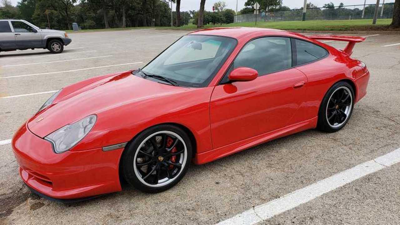 CFS: 2205 Porsche 911 GT3
