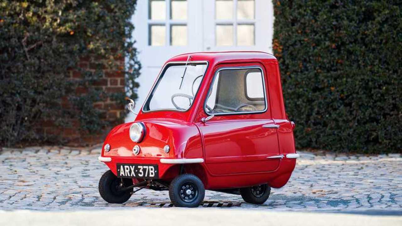 Le piccole auto più pazze del mondo