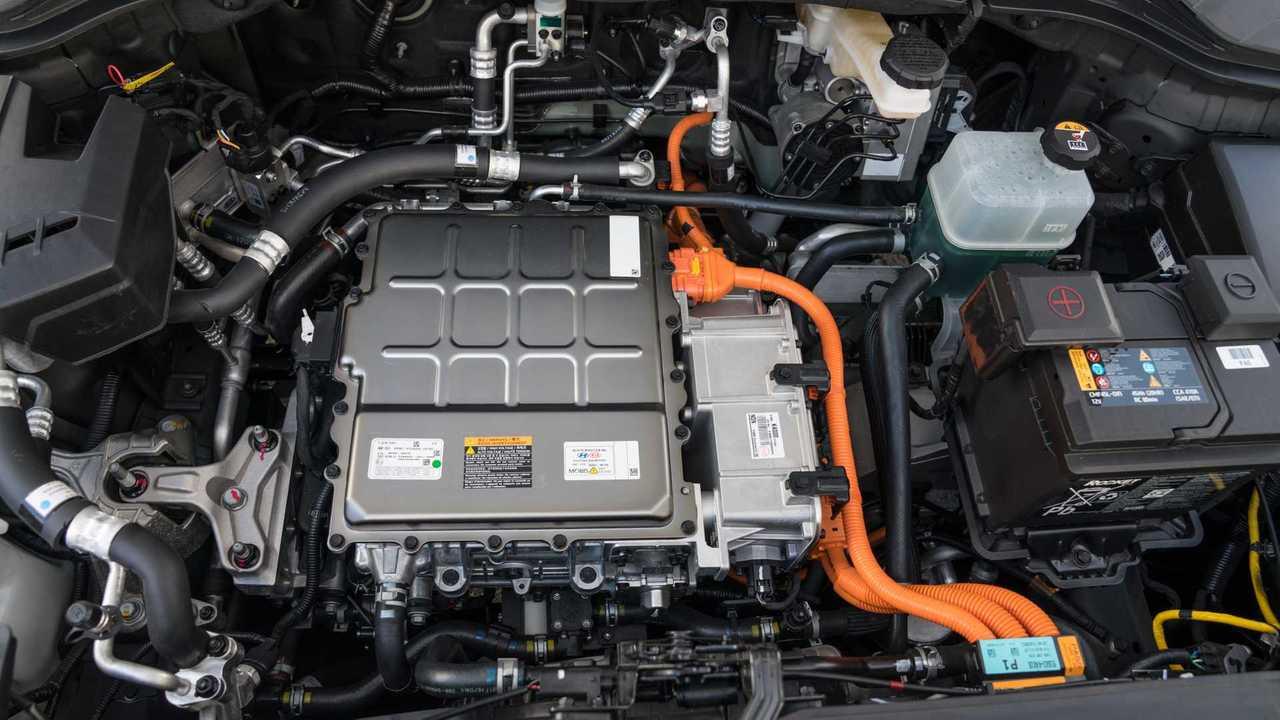 10. Hyundai Kona Electric