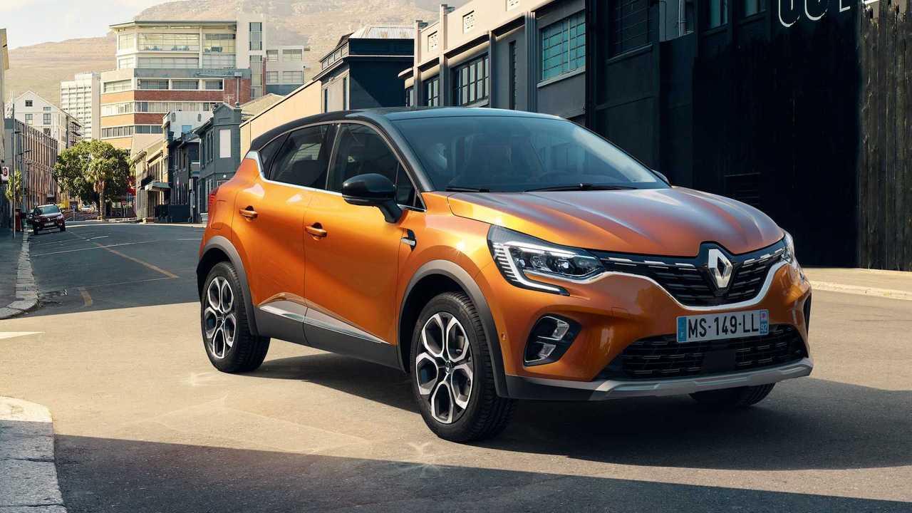 Renault Captur  PHEV (ab 2020)
