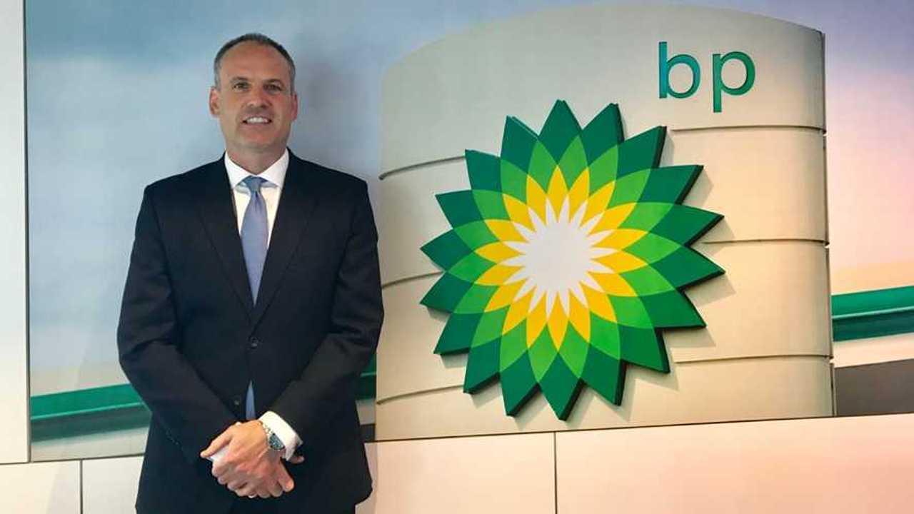 BP Türkiye'nin Yeni Başkanı Joe Murphy