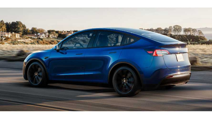 Tesla Model Y Not Rated To Tow: Manual Says 'Not Equipped' For Towing