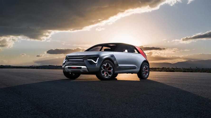 Kia Habaniro Concept (New York Auto Show 2019)
