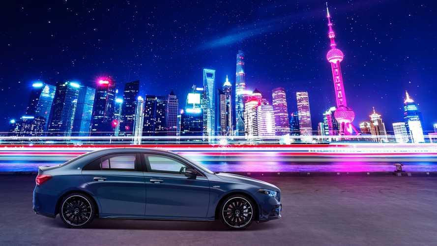 10 популярных автомобилей, растянутых специально для Китая