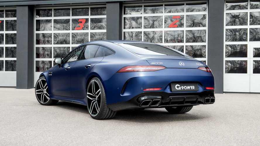 Mercedes-AMG GT 63, preparado por G-Power