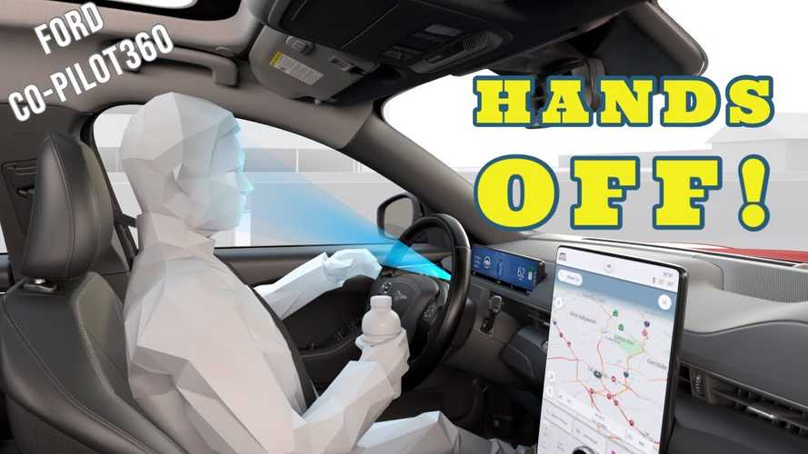 Ford Mustang Mach-E Hands-Free Co-Pilot360: Exclusive Details