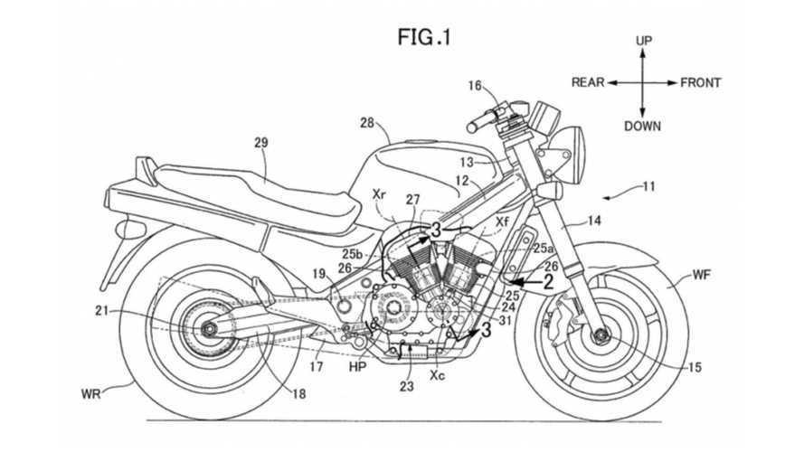 Honda lavora su un bicilindrico a V. Nel 2021 tornano le VT?