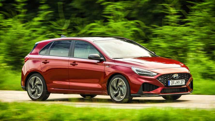Hyundai i30 restyling (2020), la prova su strada