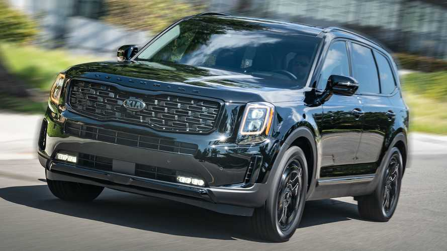 Kia Telluride 2021 Nightfall Edition