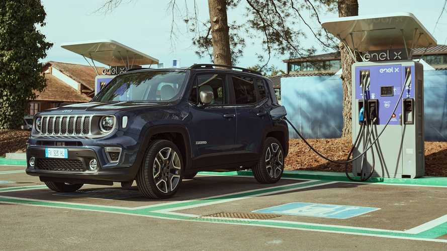 Jeep terá SUV elétrico em 2023 e Dodge ganhará híbrido em 2022