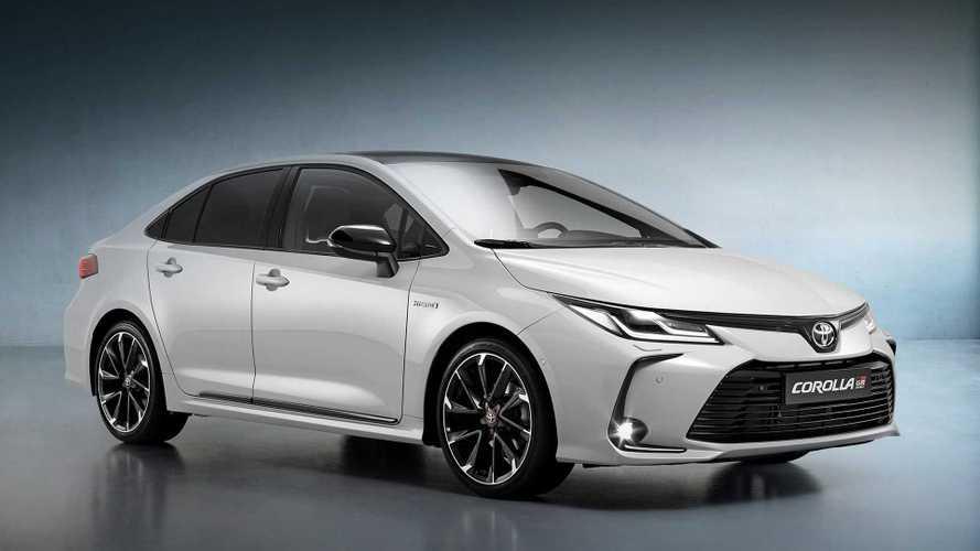 Toyota Corolla GR-Sport: visual esportivo chega ao sedã híbrido na Europa