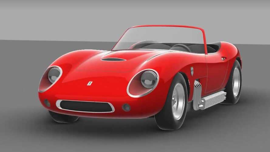 Glickenhaus reveals its new retro-style V8 sports car
