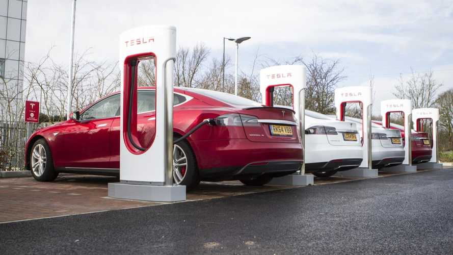 Tesla Is Limiting Supercharging To 120 kW In Europe, But Why?