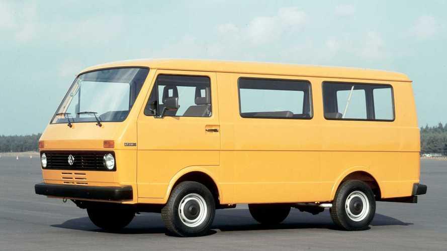 45 Jahre VW LT: Der große Bruder des Bulli feiert Geburtstag