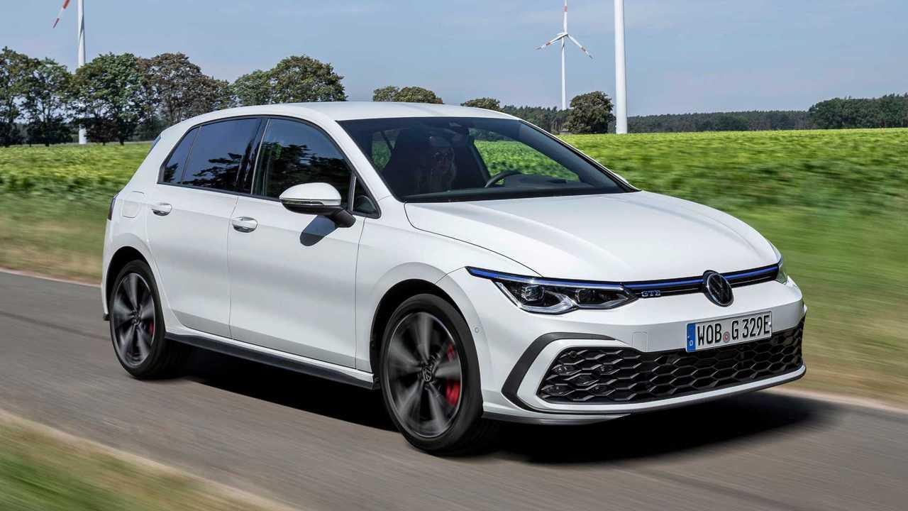 VW Golf GTE (2020) Promobild