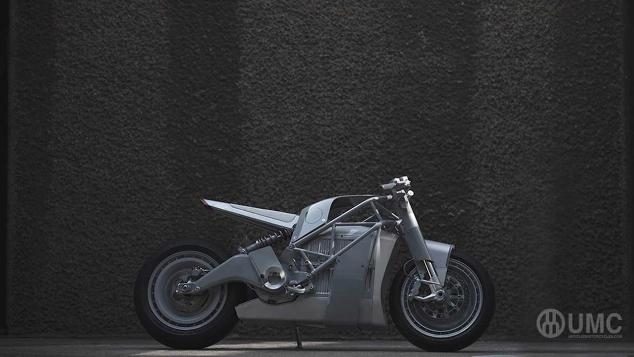 Zero XP Custom Motorcycle