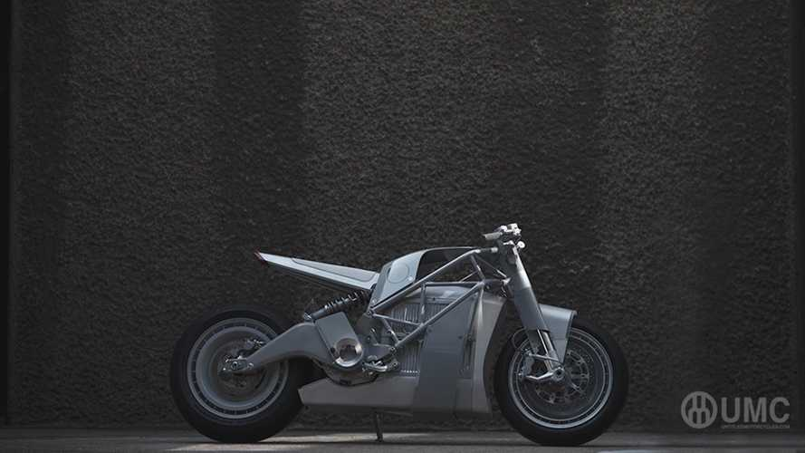 The Zero XP Shows Us The Future Of Custom Bikes