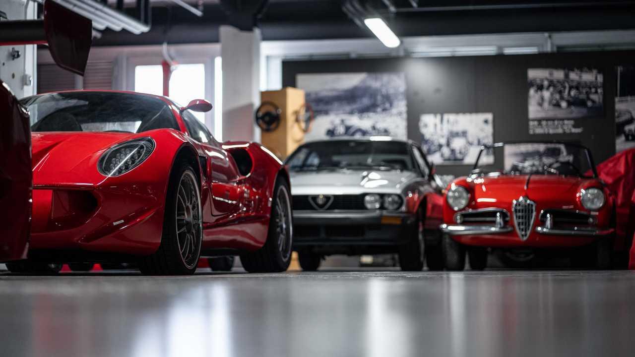 Musée Alfa Romeo à Arese