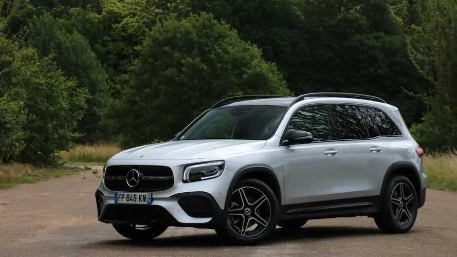 Essai Mercedes GLB (2020)