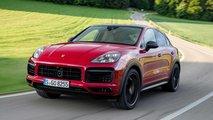 Porsche Cayenne GTS Coupé (2020), la prova su strada