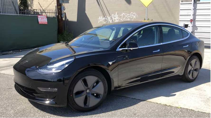 Made In China Tesla Model 3 Wins Local Quality Award Out Of 38 Cars Examined