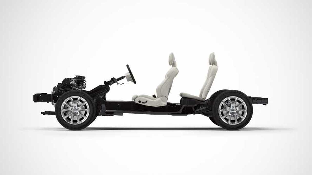 Volvo Car Group CMA platform