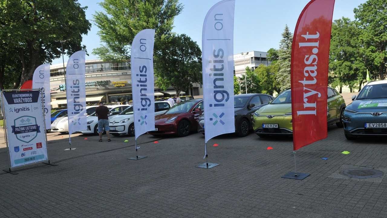 Ignitis On: Explore Lithuania – Check How EVs Present a Country To Their Owners