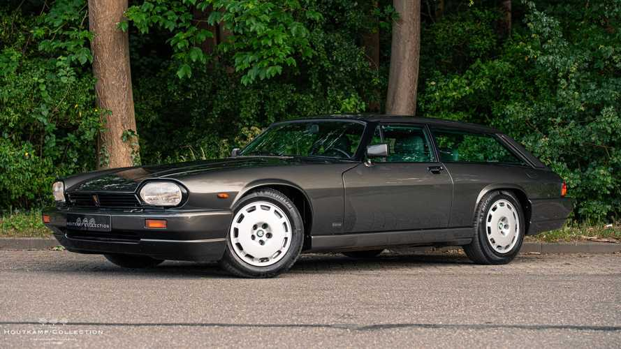 Rare Jaguar XJR-S Lynx Eventer Shooting Brake Is A One-Of-One Wagon