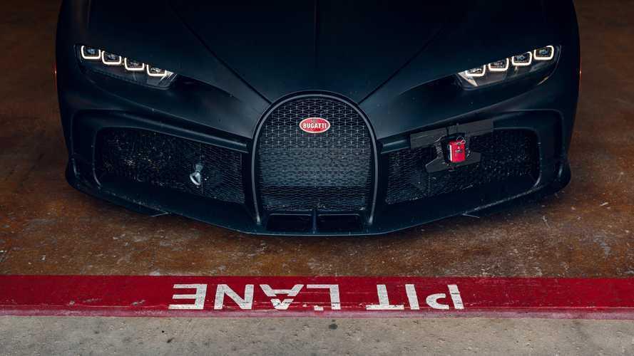 VIDÉO - La Bugatti Chiron Pur Sport se déchaîne sur circuit