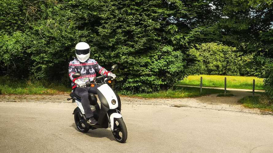 Peugeot e-Ludix 2021