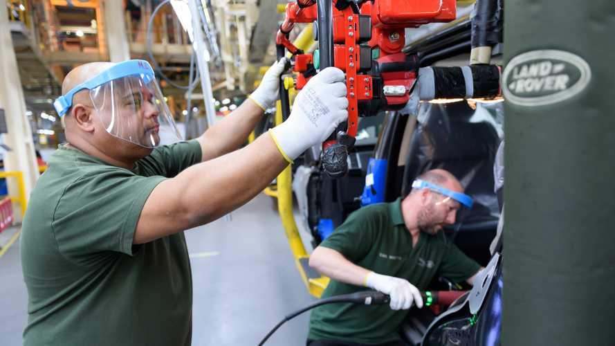 UK car production down 14 percent in February as industry struggles