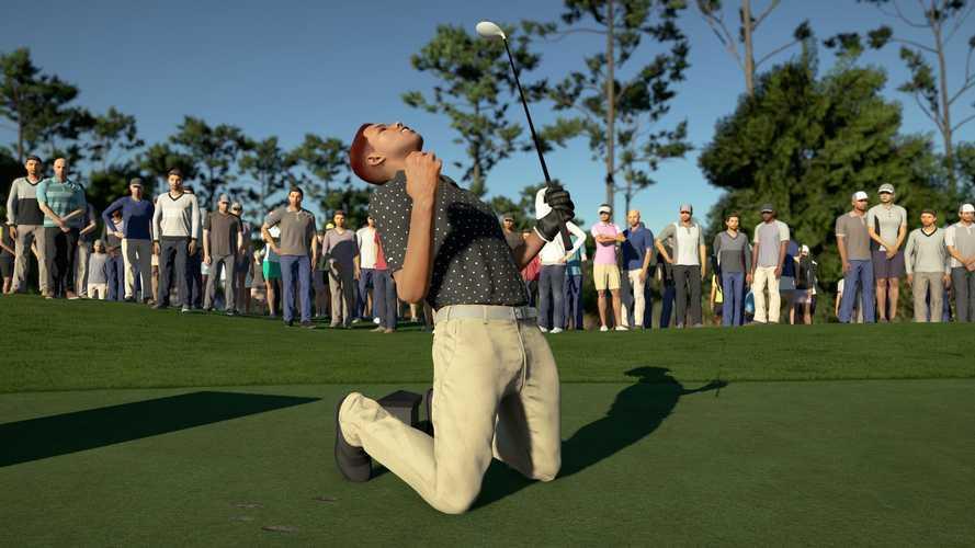 PGA Tour 2K21 è disponibile nei negozi e sugli store