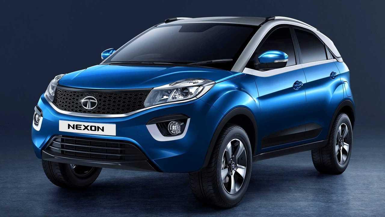 Tata Nexon 2020 SUV indio barato