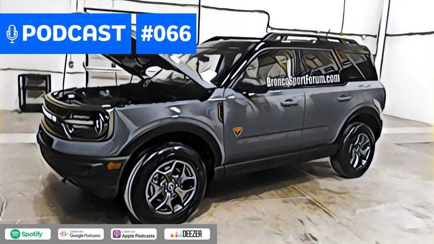 Motor1.com Podcast #66: Muda tudo na linha Ford nos próximos dois anos