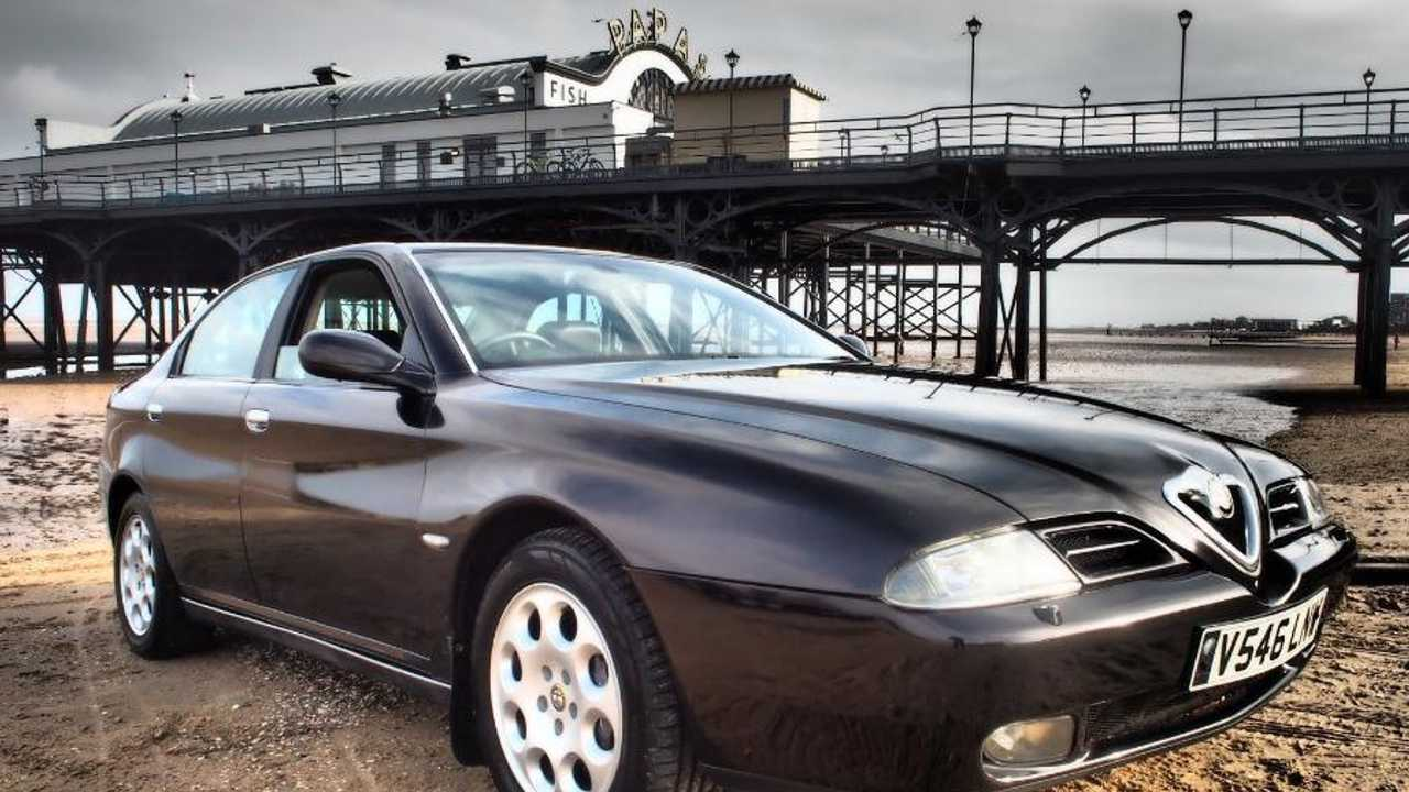 Classics for sale: The Alfa Romeo saloon nobody bought