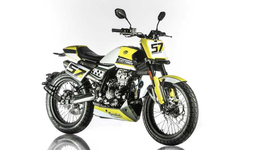 The FB Mondial Flat Track 125 Returns For 2020, EURO5-Compliant