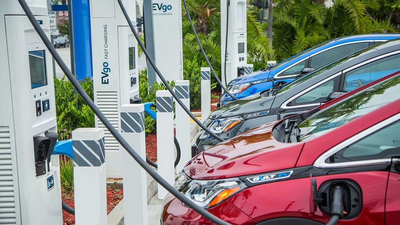 EVgo Chevy Bolt Fast-charge expansion