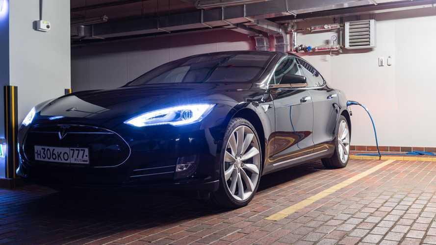 В России собрались увеличить долю электромобилей до 15% к 2030 году