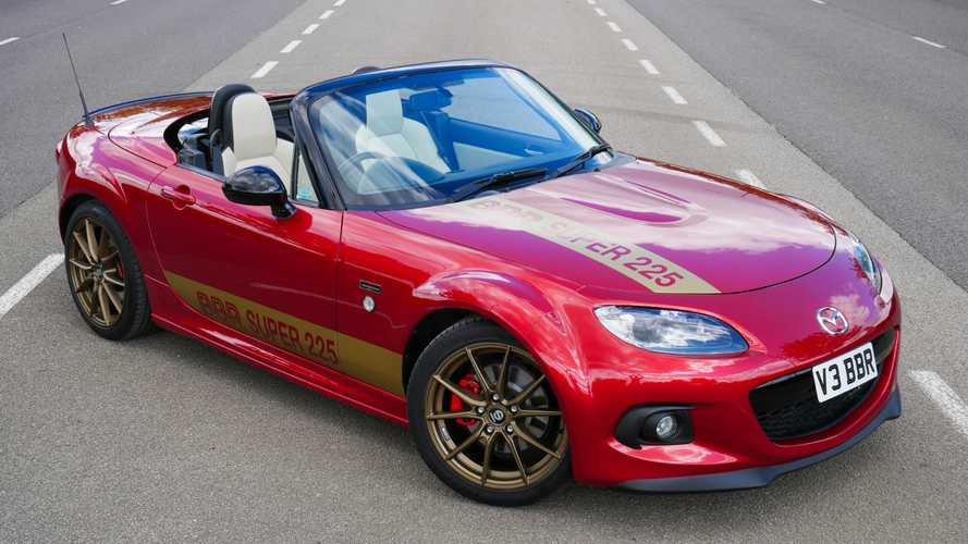 Mazda MX-5 NC Generation Gets New Upgrades From BBR