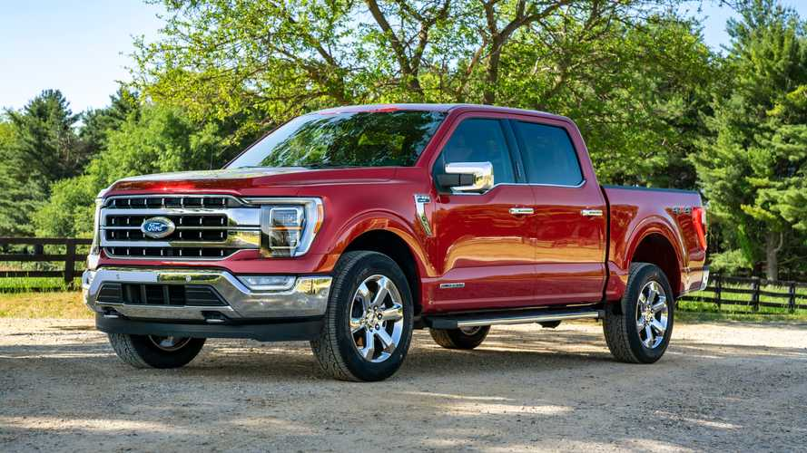 Ford Drops Inflatable Seat Belts For F-150, Other Models Going Forward