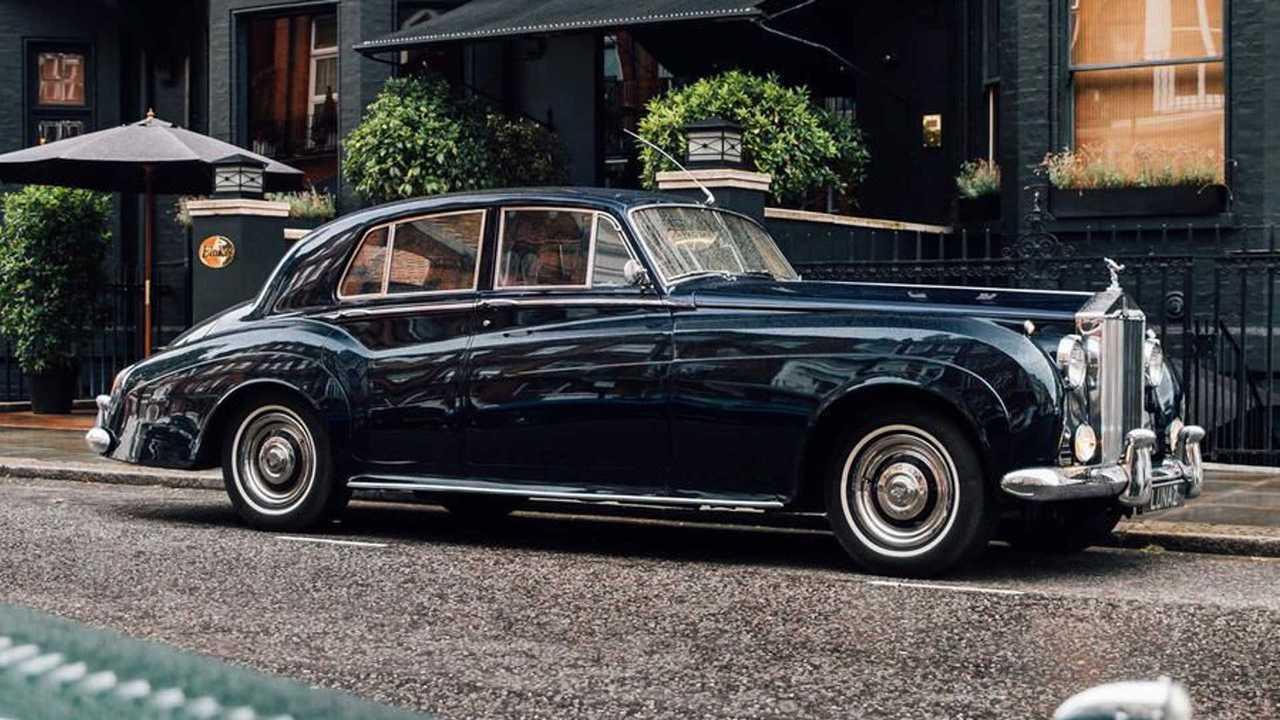 Электрические Rolls-Royce от Lunaz