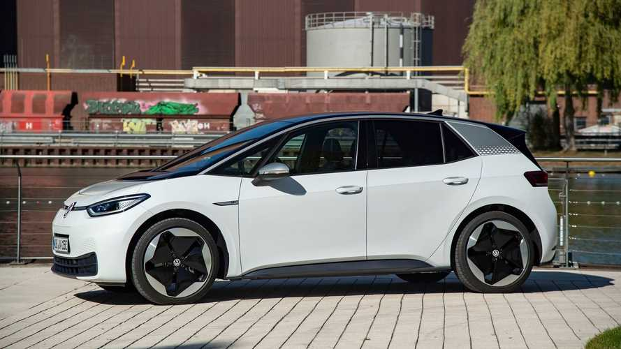 Volkswagen ID.3 Pro DC Charging Test: Peak Is 100 kW Up To 40% SOC
