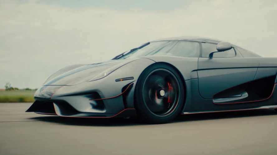 Koenigsegg is making short films now, first video features Regera