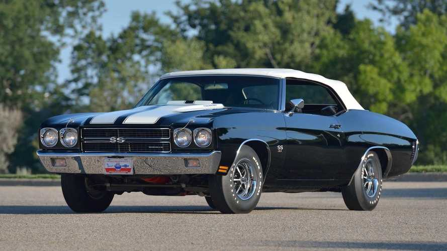 How fear of theft preserved this 1970 Chevrolet Chevelle LS6