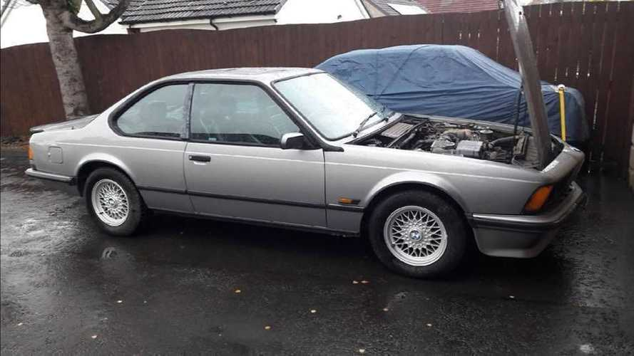 Is this barn find 1987 BMW 635csi worth your money?