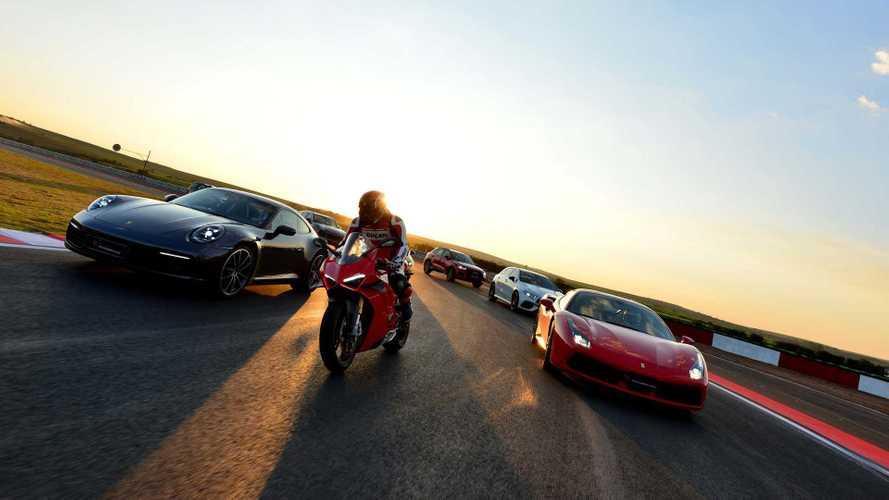 Pirelli inaugura a maior pista de testes da América Latina no interior de SP