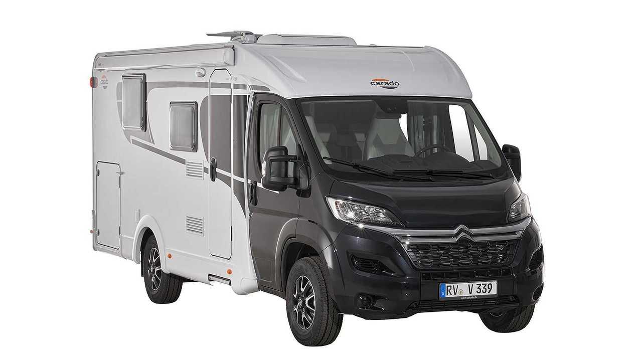Carado Van V339 (2020)