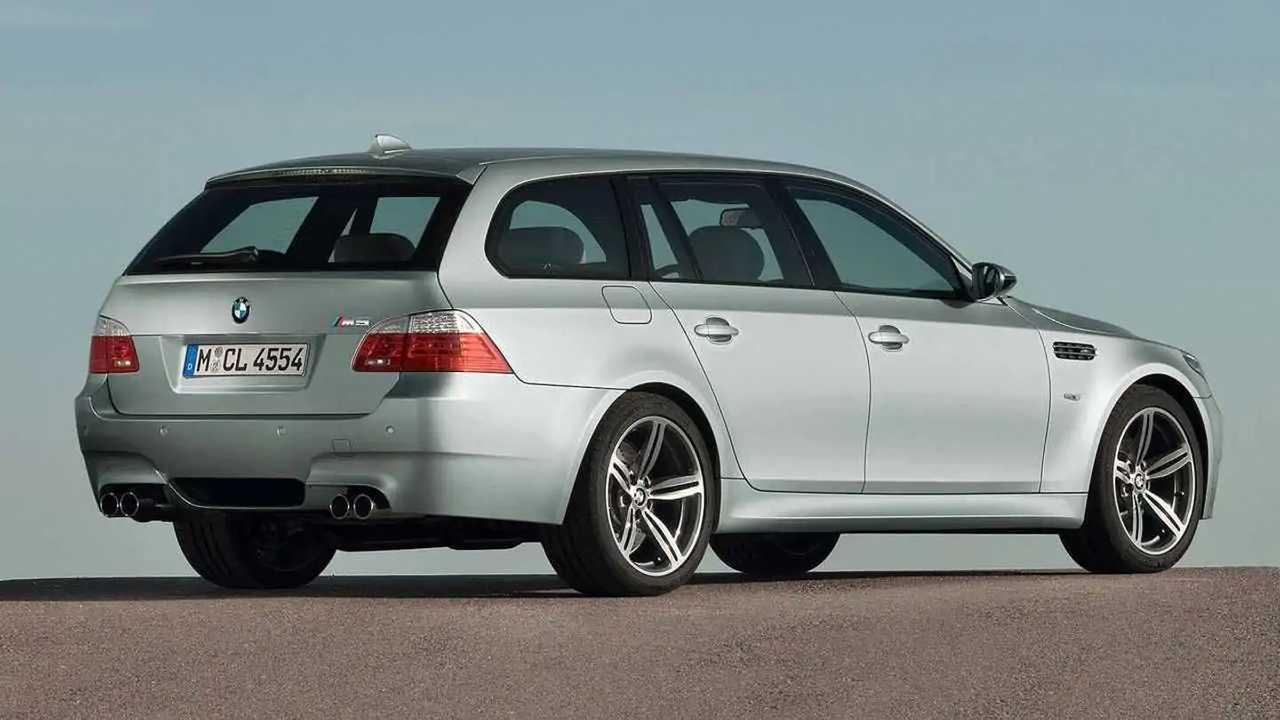 BMW M5 Touring (2005)